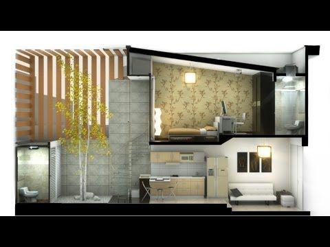 11 melhores imagens de planta de casas pequenas no for Casa minimalista pequena