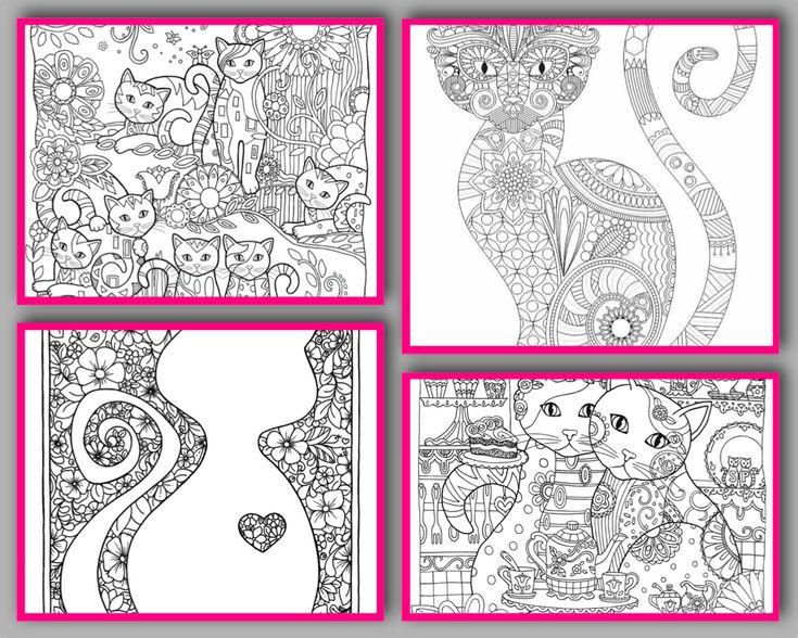 Bättre hälsaälskar katter. Det är därför som vi har samlat våra fyra favoriter av alla gratis målarbilder med kattmotiv i denna artikel. Hoppas du gillar bilderna lika mycket som vi gör. Klicka på...