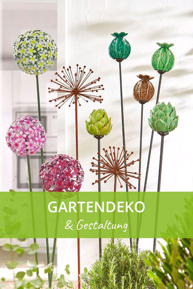 Gartendeko Gestaltung Garten Deko Garten Garten Pflanzen