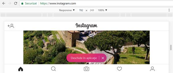 Asa se posteaza pozele pe Instagram, de pe PC, fara aplicatii si fara plugin-uri sau extensii, cu Google Chrome - Cum postezi pe Instagram de pe calculator #videotutorial #Instagram