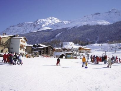 Great skiing holiday in Val Cenis