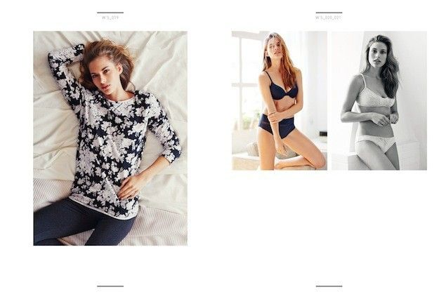 Women Secret Colección Otoño 2014: fotos de los modelos