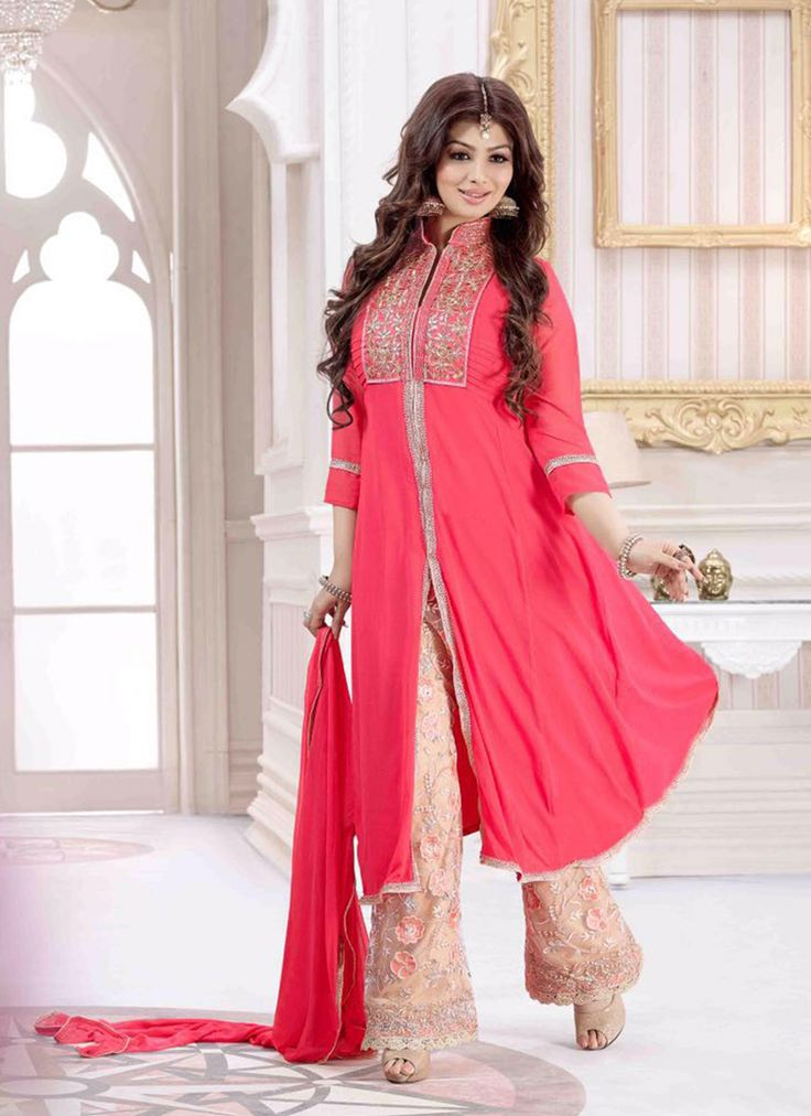 Pink Wholesale Designer Salwar Suits Supplier | Bollywood Style Salwar Kameez  Buy Now @ http://www.suratwholesaleshop.com/salwar-kameez/anarkali-suits?view=catalog  Whats App @ +91-7622968934
