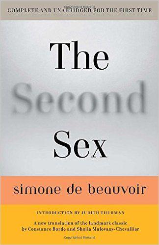 Amazon.com: The Second Sex (9780307277787): Simone de Beauvoir, Constance Borde, Sheila Malovany-Chevallier: Books
