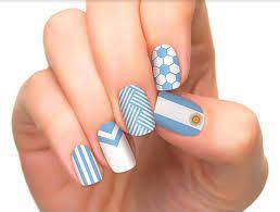 Uñas Argentina Mundial