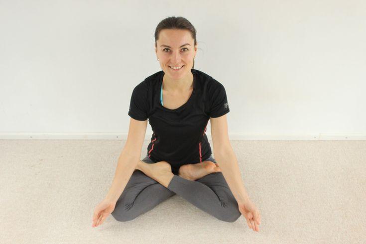 Виньяса йога освоение лотоса Padmasana flow   Ур. 1 - 60 min