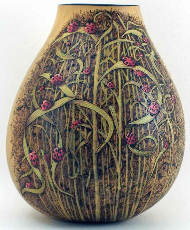 Best images about gourds on pinterest copper red