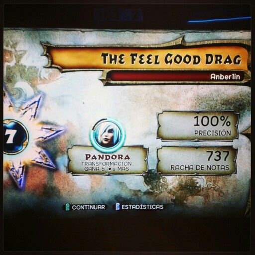"""The Feel Good Drag"" - Anberlin #Bajo #Experto #Perfección #GuitarHero"