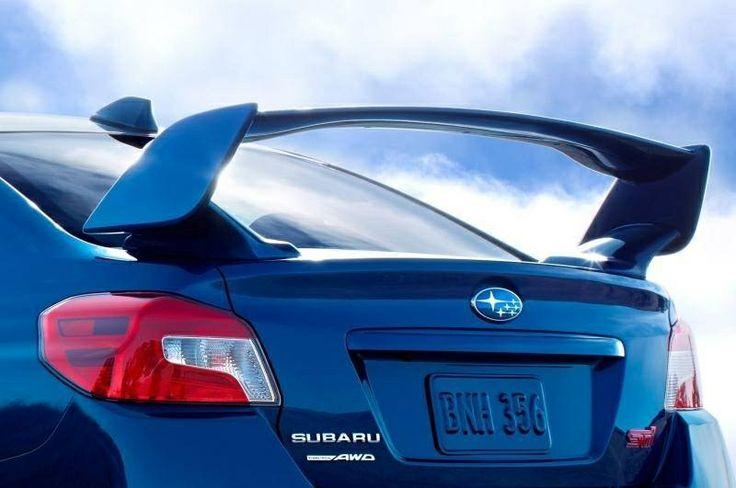 2015 Subaru Impreza STI