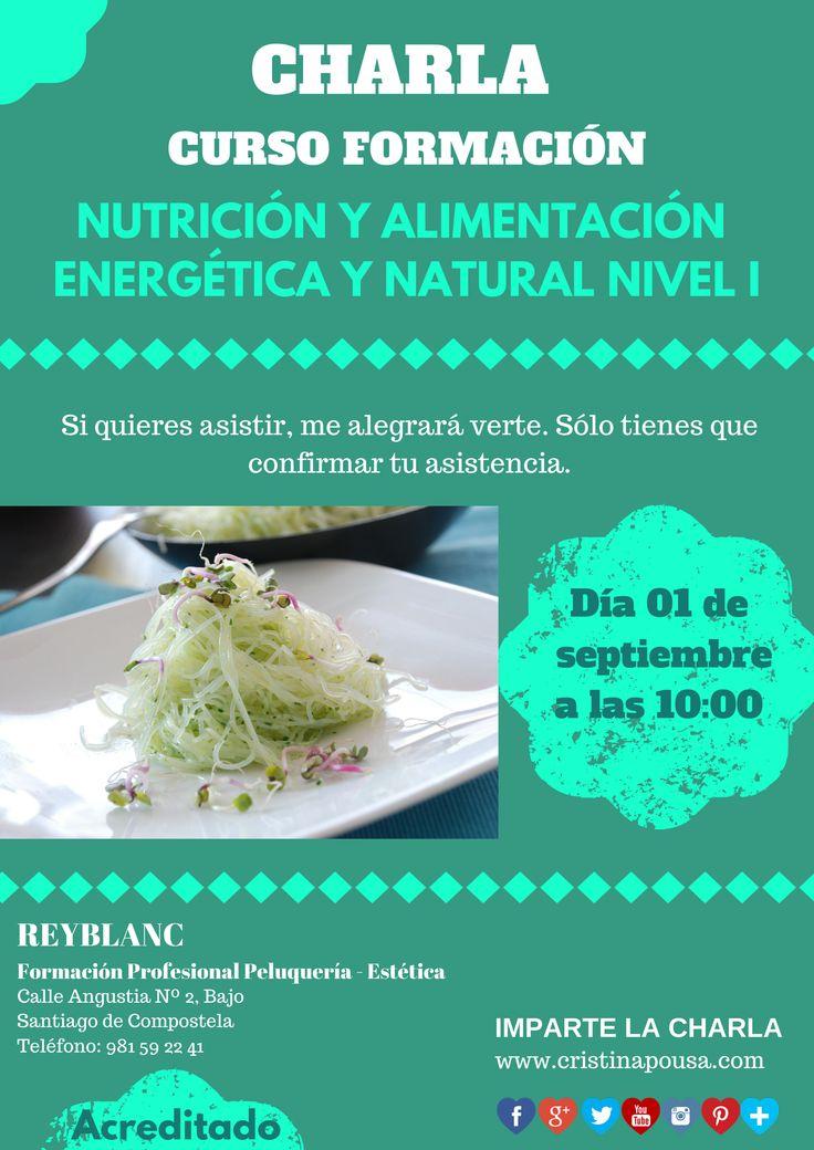 Curso Nutrición en Santiago de Compostela