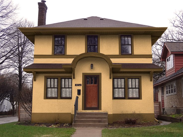 Paint Schemes For Old Homes