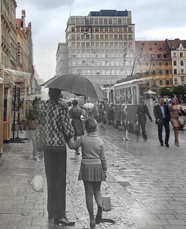 Jak kiedyś wyglądał Breslau? Zobacz Wrocław wczoraj i dziś na niecodziennych fotografiach!