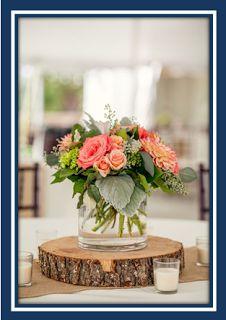 De Noivas Pra Noivas : 10 Modelos de Centros de Mesa para Casamentos Rústicos