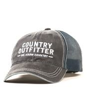 Country Outfitter Country Outfitter Baseball Cap - Navy Blue