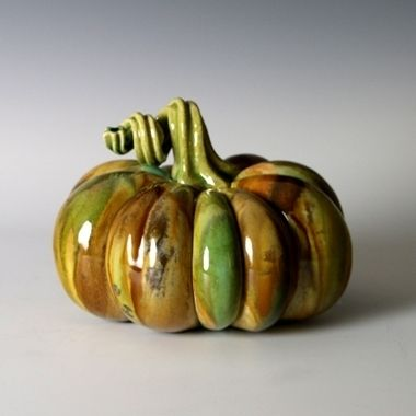 A Baby Baby Pumpkin (2014) by Kate Malone - Adrian Sassoon