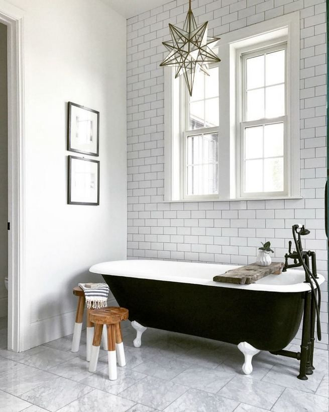 17 Modern Bathrooms With Clawfoot Tubs With Images Black