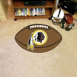 NFL Washington Redskins Fanmats Football Rug