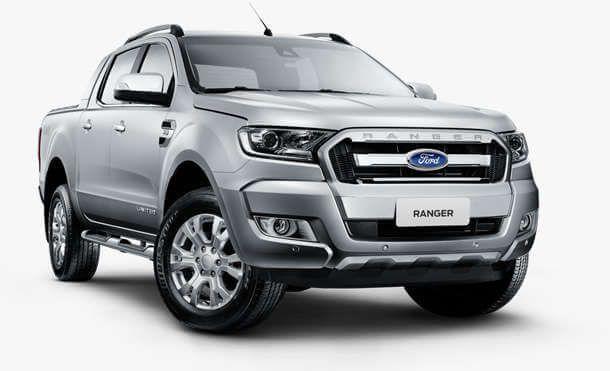 1 Ford Ranger Ford Ranger Limited Ford