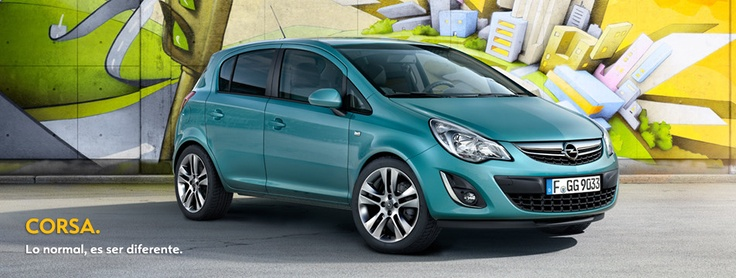 Opel Corsa 5 puerta