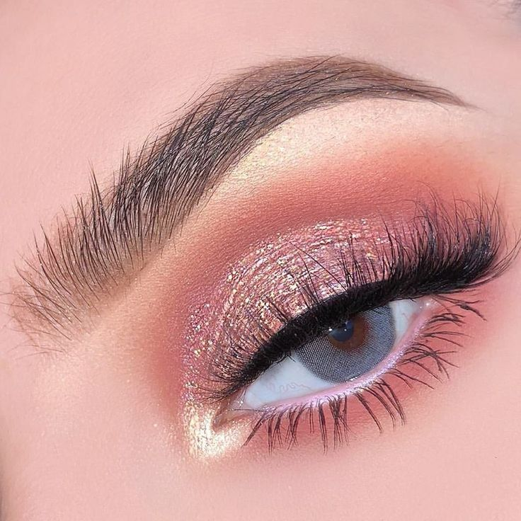 41 Adorable Rose Gold Eyeshadows to Try Now