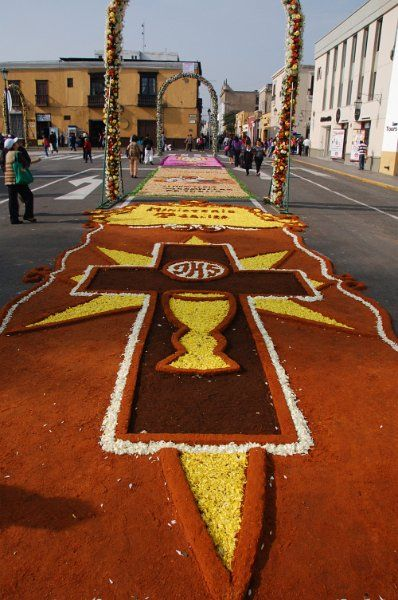 138 Best Images About Alfombras Corpus On Pinterest