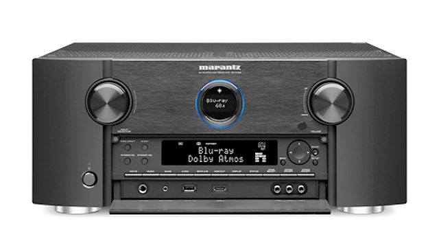 The Best High End Home Theater Receivers: Marantz SR-7009 9.2 Channel Home Theater Network Receiver