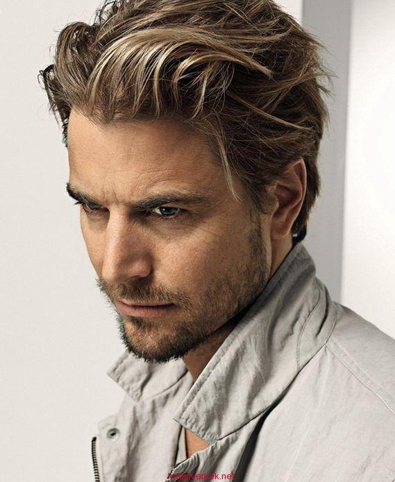 Gel Hairstyles Men Medium # Hairstyles # Hairstyling #Manner # Mean #ShortHairStylesBob