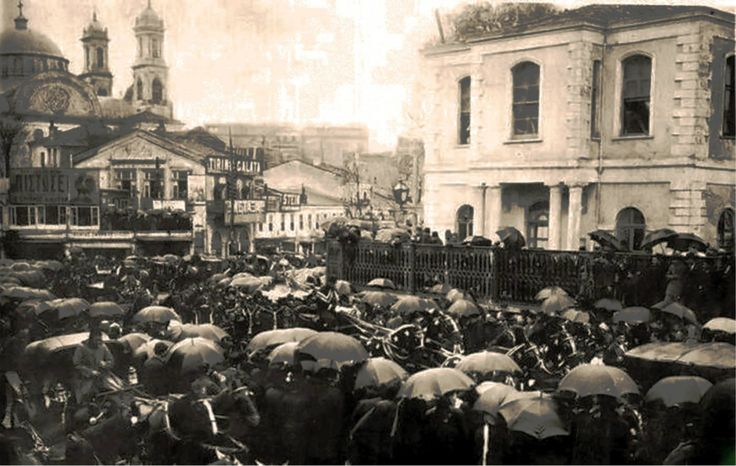 Taksim / 1900