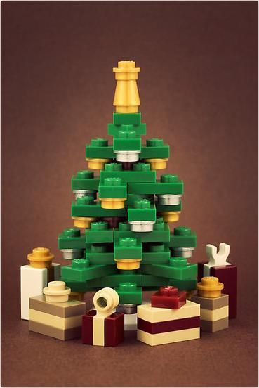 christmas lego | ... bricks) blog: Make your own LEGO Christmas decorations with Powerpig