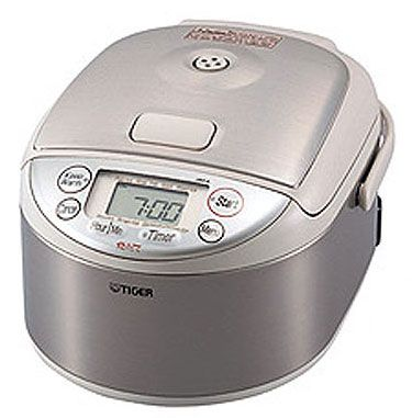 Tiger Three Cup Rice Cooker