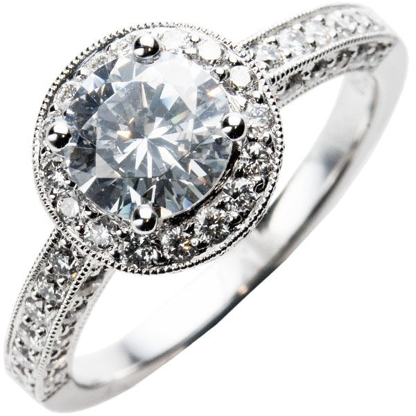 Engagement ring inspiration. Image: Wedding Rings Direct