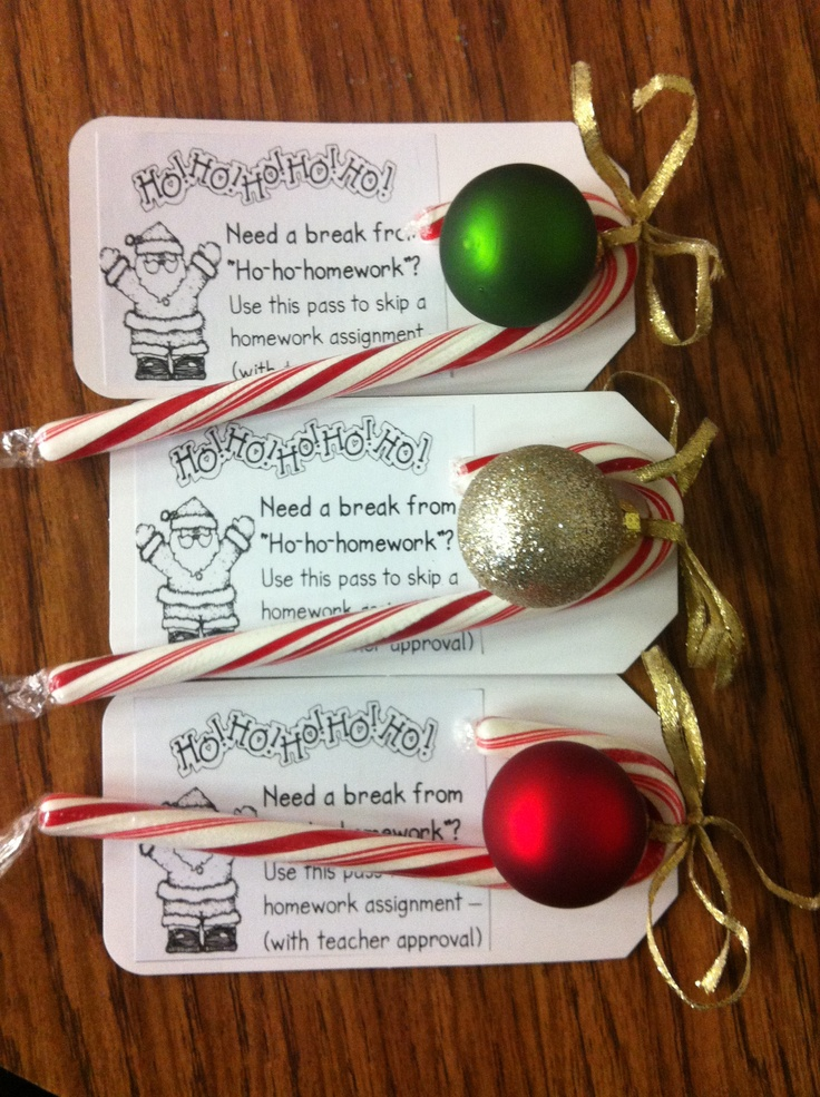 25 Best Ideas About Student Christmas Gifts On Pinterest