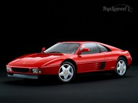Ferrari 348 Series