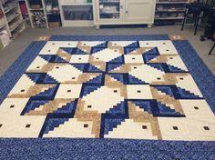 Log Cabin Carpenters' Star https://www.etsy.com/ch-en/listing/197804186/log-cabin-quilt-pattern-log-cabin?ref=shop_home_active_22