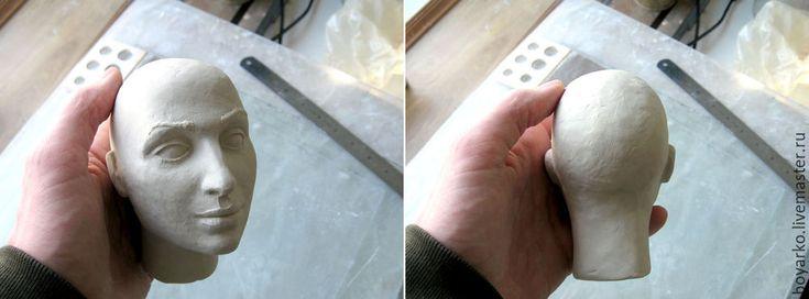 Гипсомодельное ремесло: процесс изготовления черновой формы - Ярмарка Мастеров - ручная работа, handmade