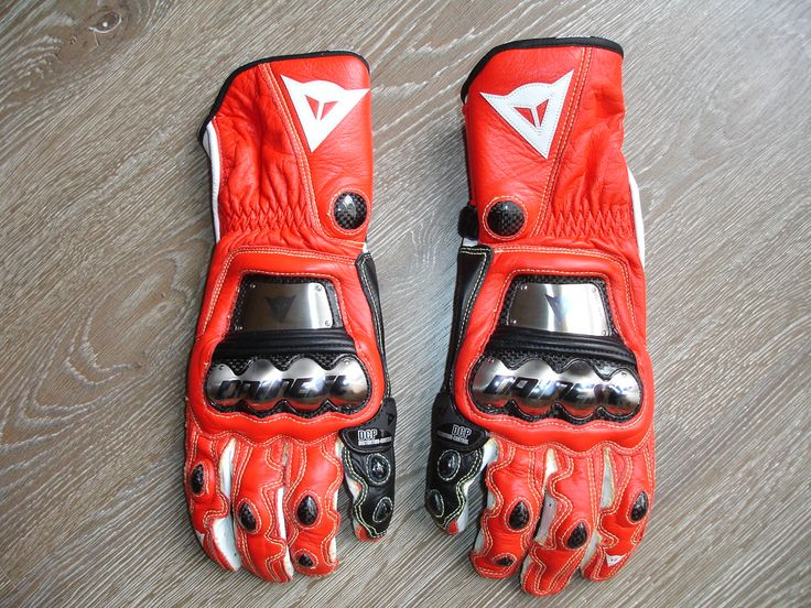 My newest Dainese Gloves