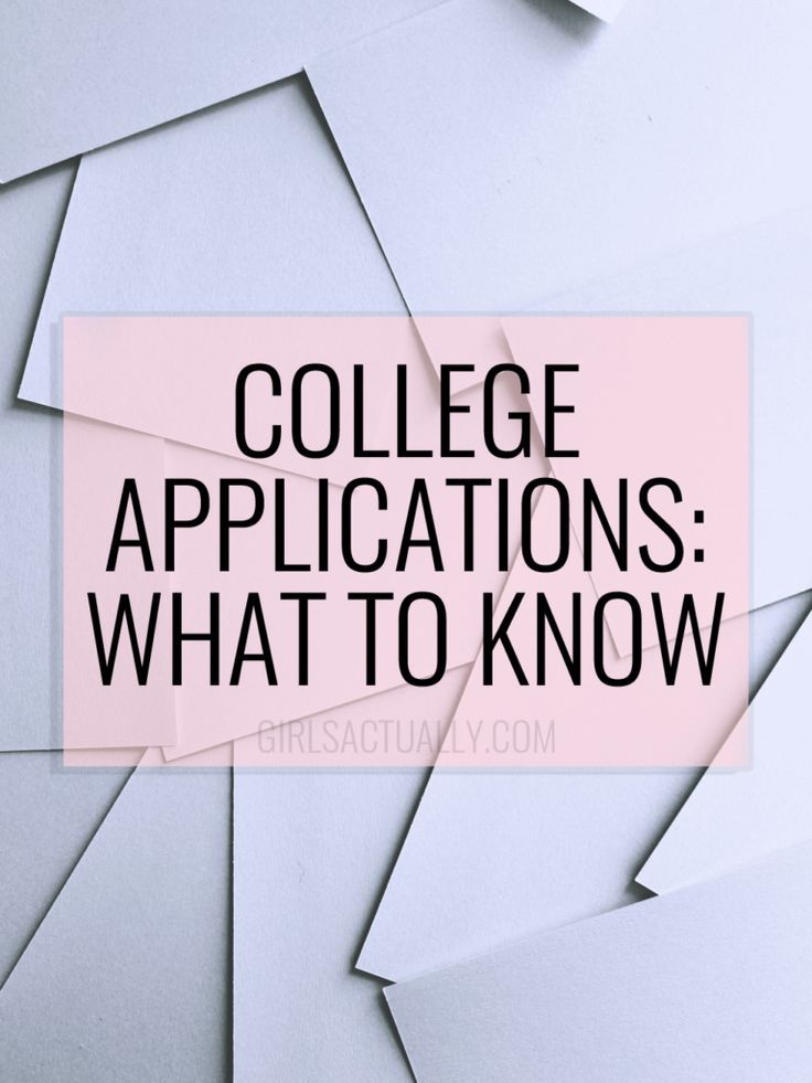 Best College Admissions Tips Images On