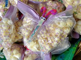 popcorn vlinder - bybjor