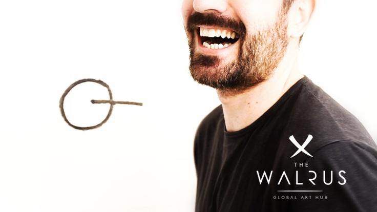 Sandro Bedini for Walrus Art Hub