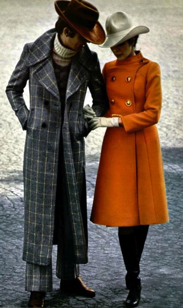 1970's fashion - cardin