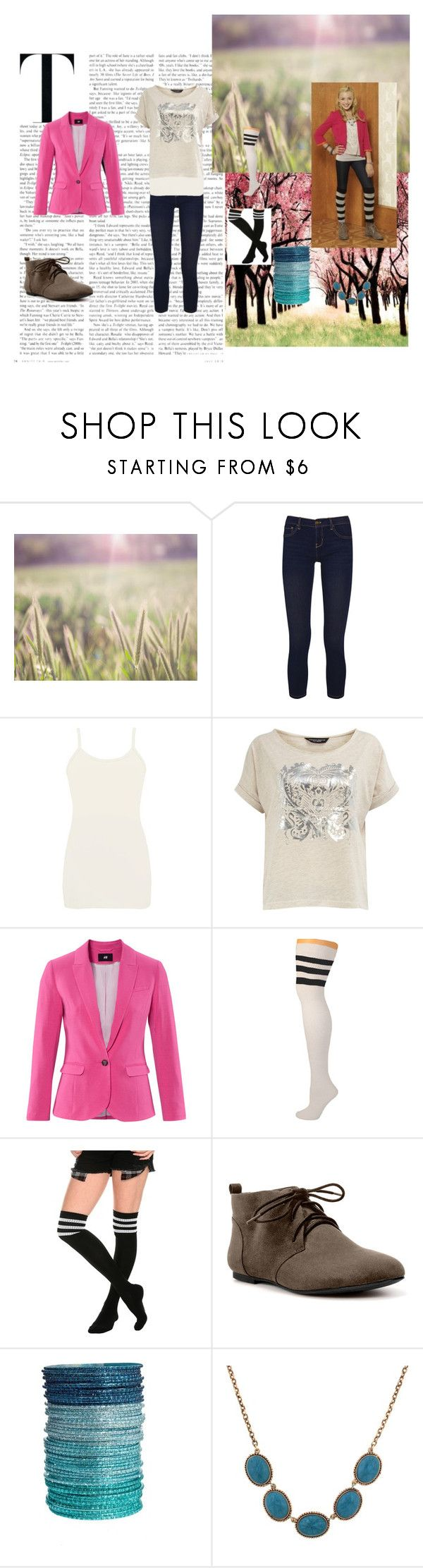 """Emma Ross- Jessie! outfit"" by pixie-willow ❤ liked on Polyvore featuring Disney, Juicy Couture, BKE, Dorothy Perkins, H&M, Retrò, Zara, ASOS, 1928 and skinny jeans"