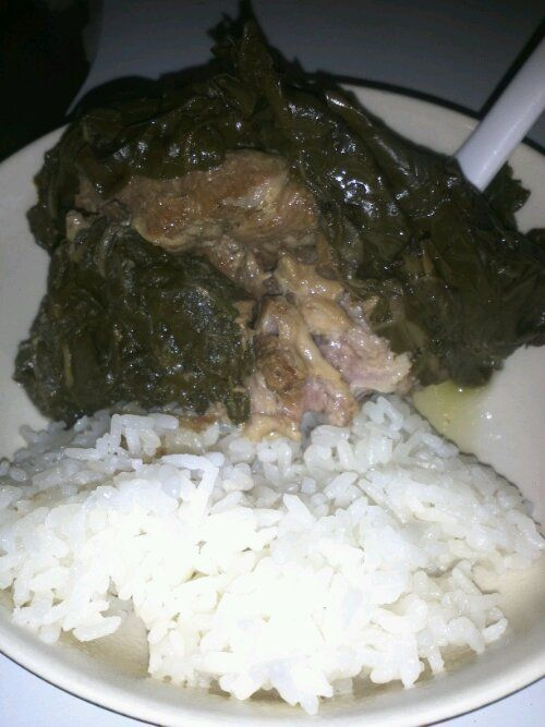 Another very popular dish in Hawaii is lau lau. There are a few variations with how people make them. Pork or chicken, with fish or without, with sweet potato or without ...... these are the most c...