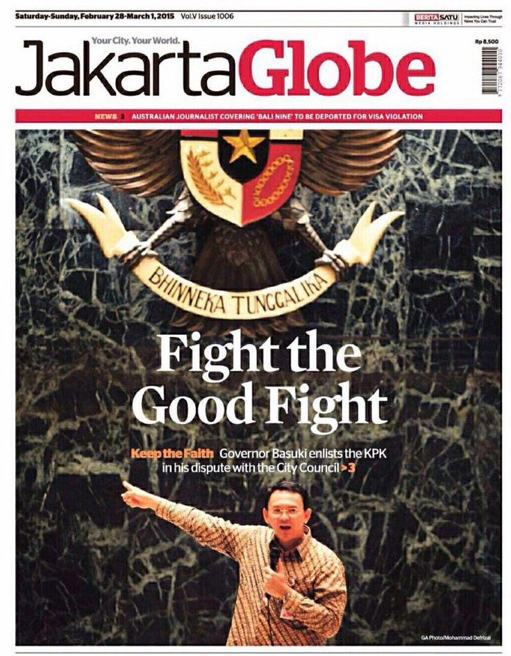 Basuki Tjahaja Purnama (ahok) #SaveAhok