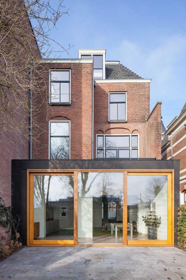 55 best extension de maison images on pinterest for Agrandissement maison 90