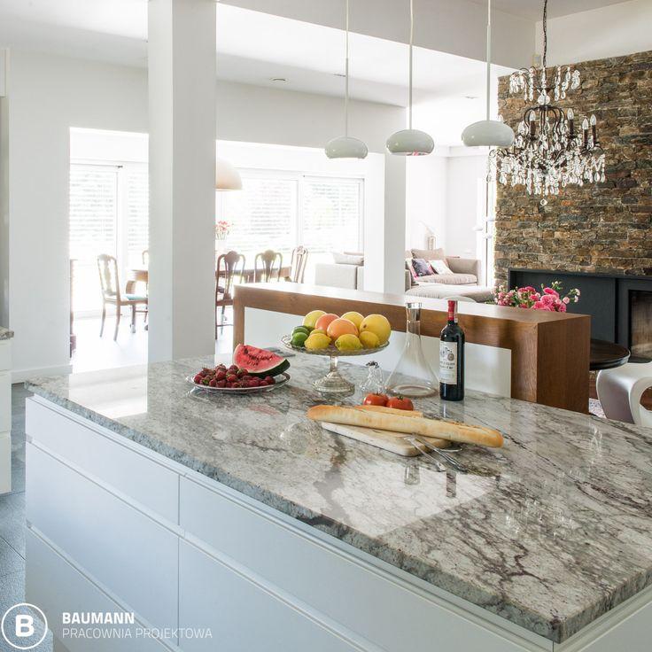 #interior #old&new #nelecstudio #kitchen fot.NELEC STUDIO