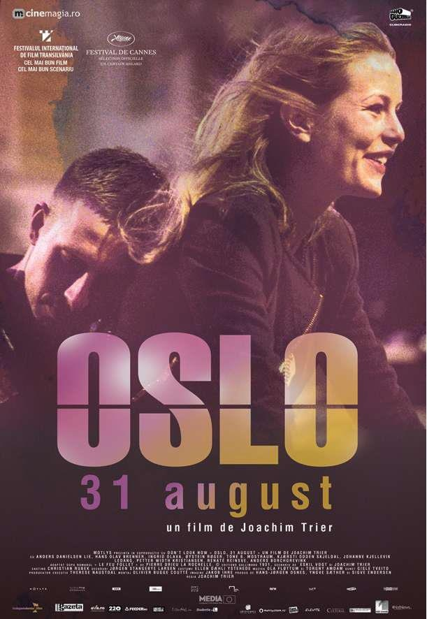 """When New York Times say that """"Oslo, August 31"""" is an amazing movie, we just have to see it!   We are waiting for you at Grand Cinema Digiplex!"""