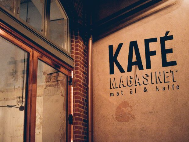 Kafé Magasinet