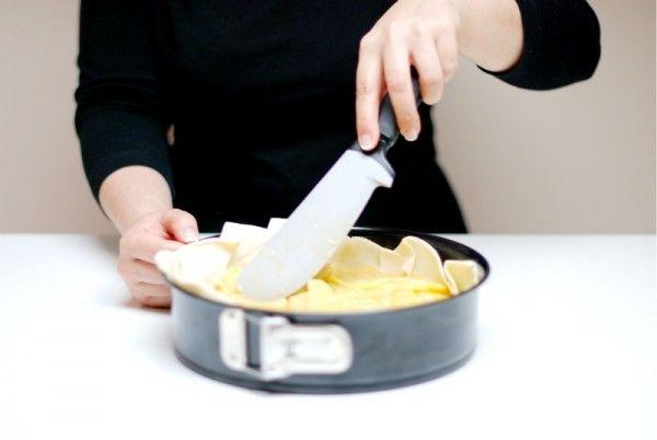 Tortilla española en hojaldre con Thermomix | Velocidad Cuchara