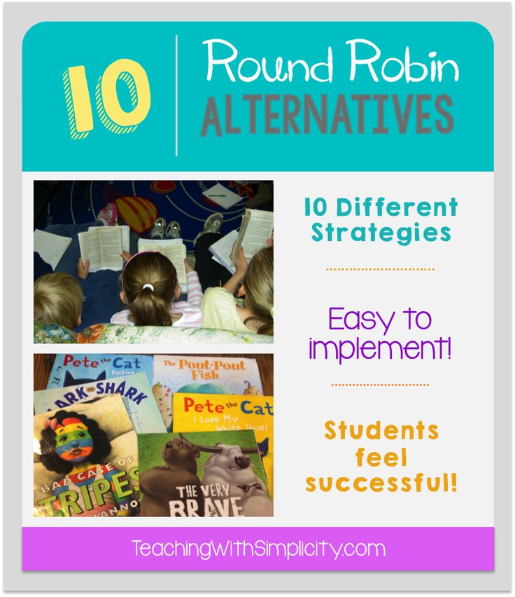 a list of 10 easy to implement alternatives to round robin reading literacy teaching. Black Bedroom Furniture Sets. Home Design Ideas