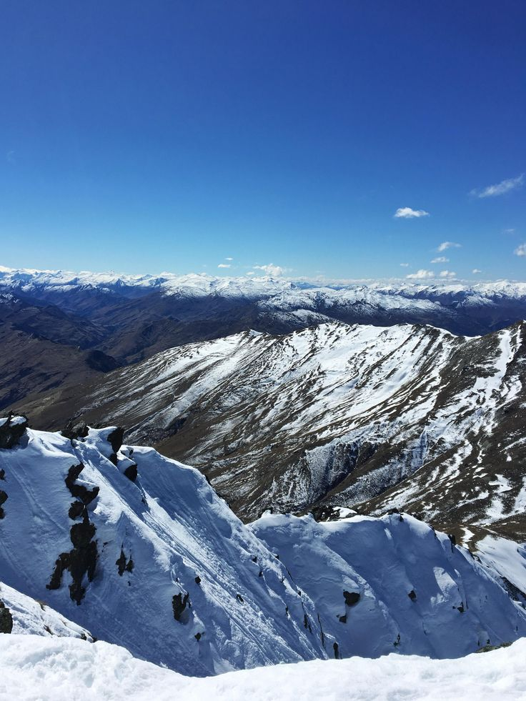 View from the summit of Ben Lomond (Queenstown New Zealand) on a perfect day. (OC) [3264x2448] http://ift.tt/2wIhhXK